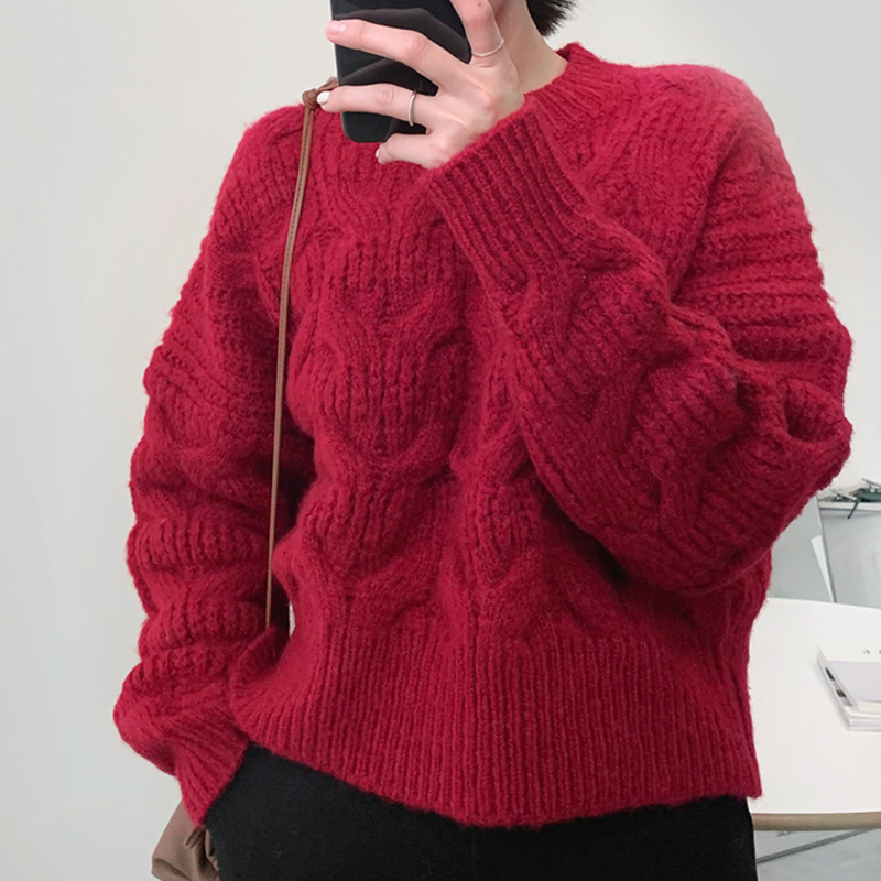 Wool wool 70-Wonderful knit (* 3color)