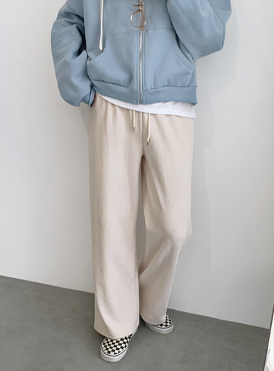 [Bending Pants ♥] Perry napping pants (* 3color)