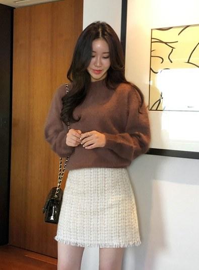 Wool wool 10-Tweed Future sk (* 3color)