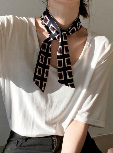 Rotinar scarf (* 2color)