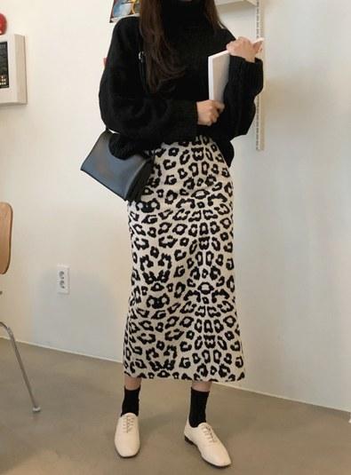 Corduroy Leopard sk (* 3color)