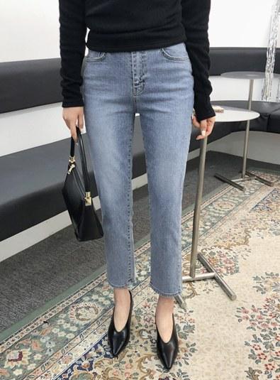 dark straight pants