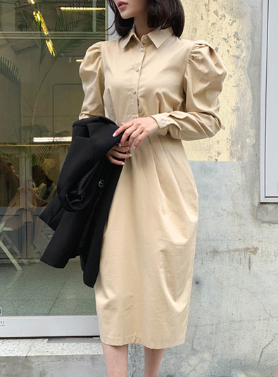 Shirring Kara ops (* 2color)