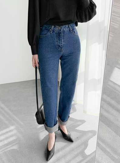 Wide celadon pants s
