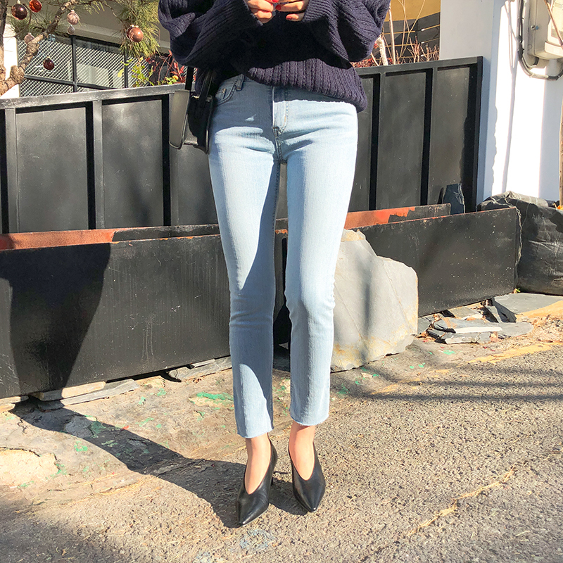 [Banding Pants] Ice band pants