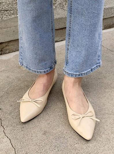 Nose bowknot shoes (* 5color)