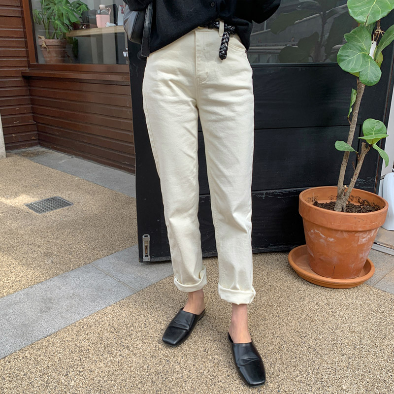 [Daily / Universal Pants] Lekme pants