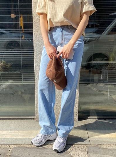 Cheekko Light blue pants