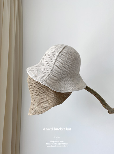 Amed Bungee hat (*4color)