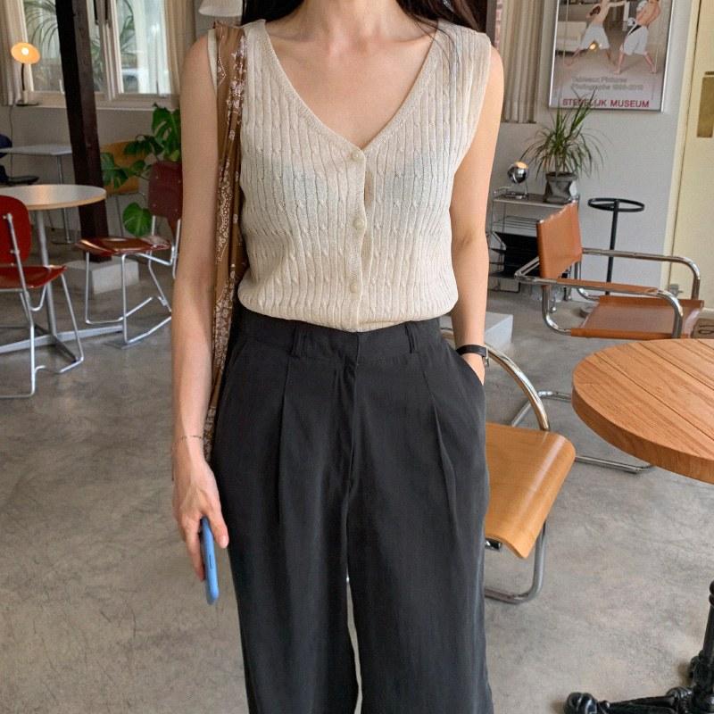 Noelanasi knit (*4color)