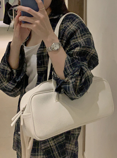 Baguette Shoulder bag (*4color)