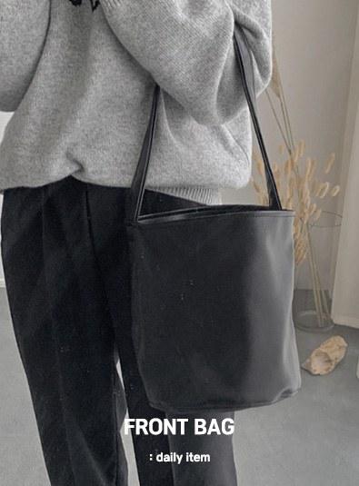 Front bag (*3color)