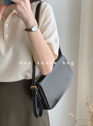 Day Square bag (*4color)