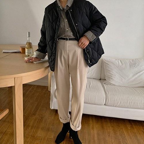 Hazen Corduroy pants (*3color) Brown Black