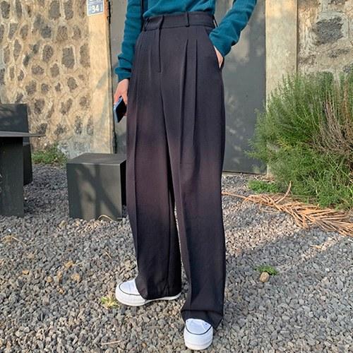 Gaen pants (*4color)