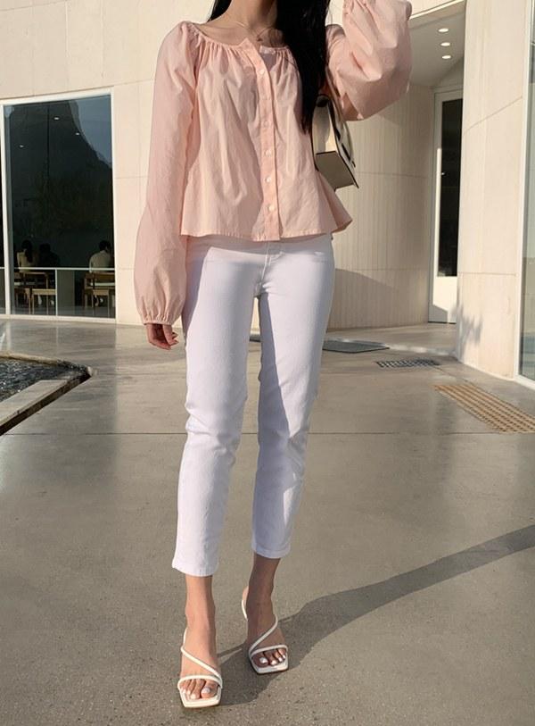 Clean pants (*3color)